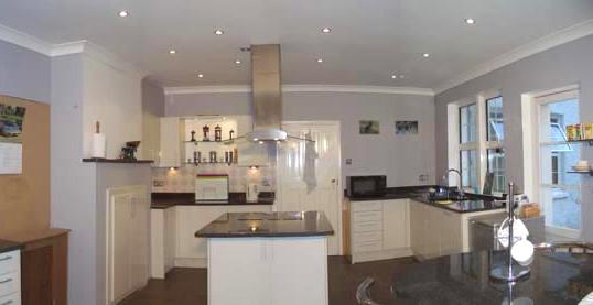 The new Oakhurst Kitchen