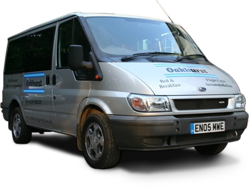 Oakhurst minibus