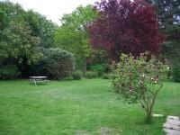 Garden at Oakhurst B & B