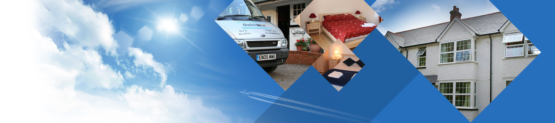 The Oakhurst Bed and Breakfast Gatwick